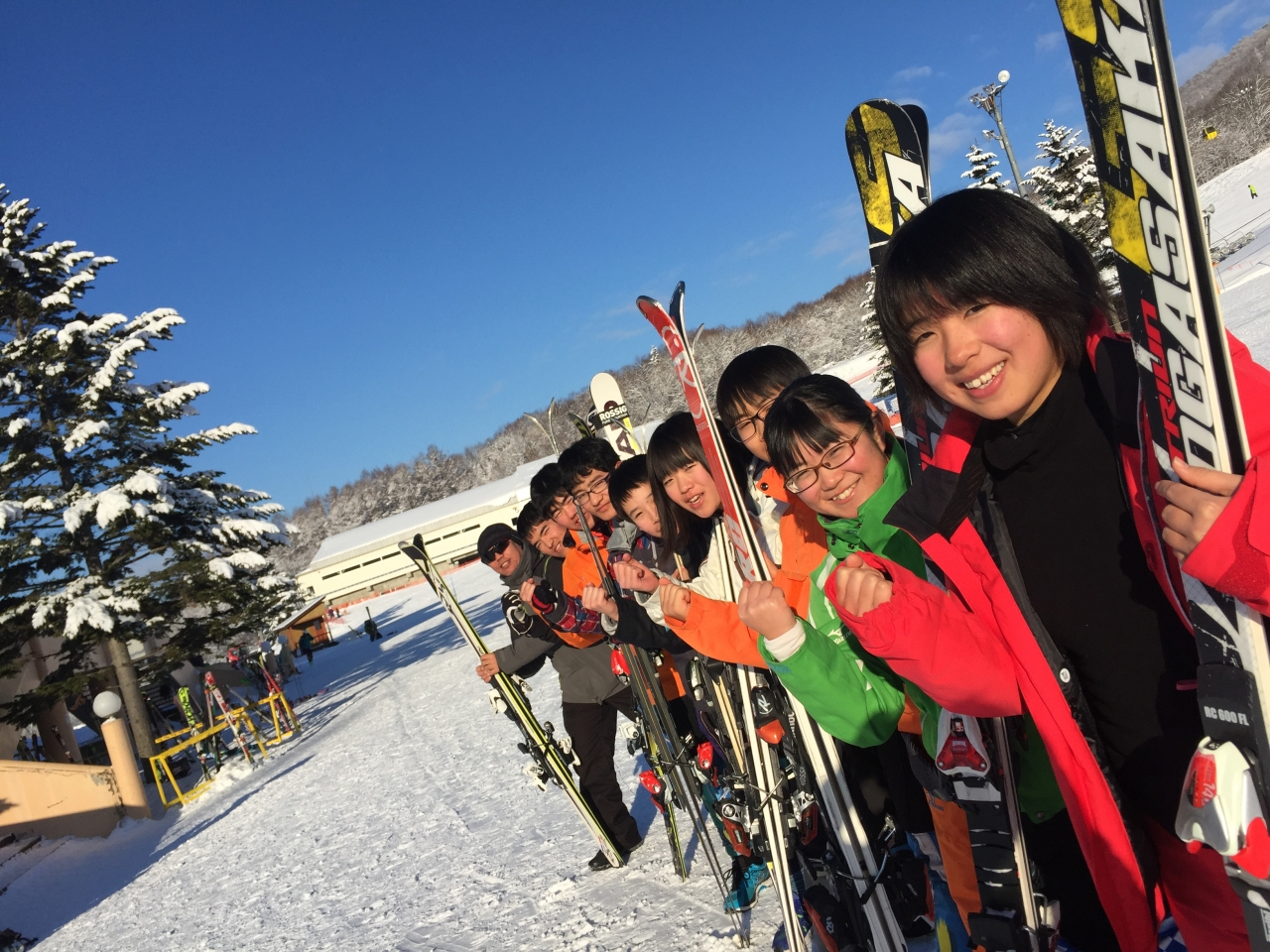 五ヶ瀬中等スキー部 ホームペー...